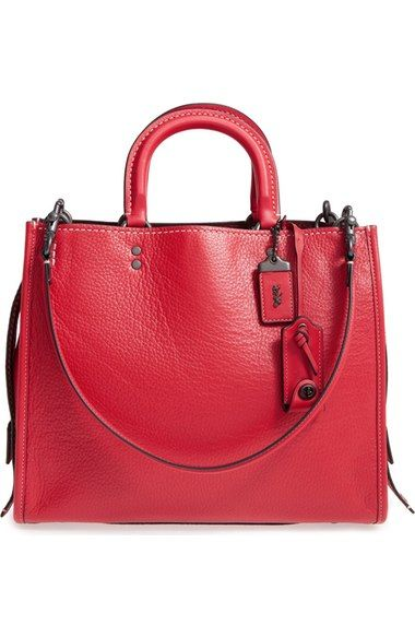 c52f206f38 COACH 1941 'Rogue' Leather Satchel available at #Nordstrom | Style ...