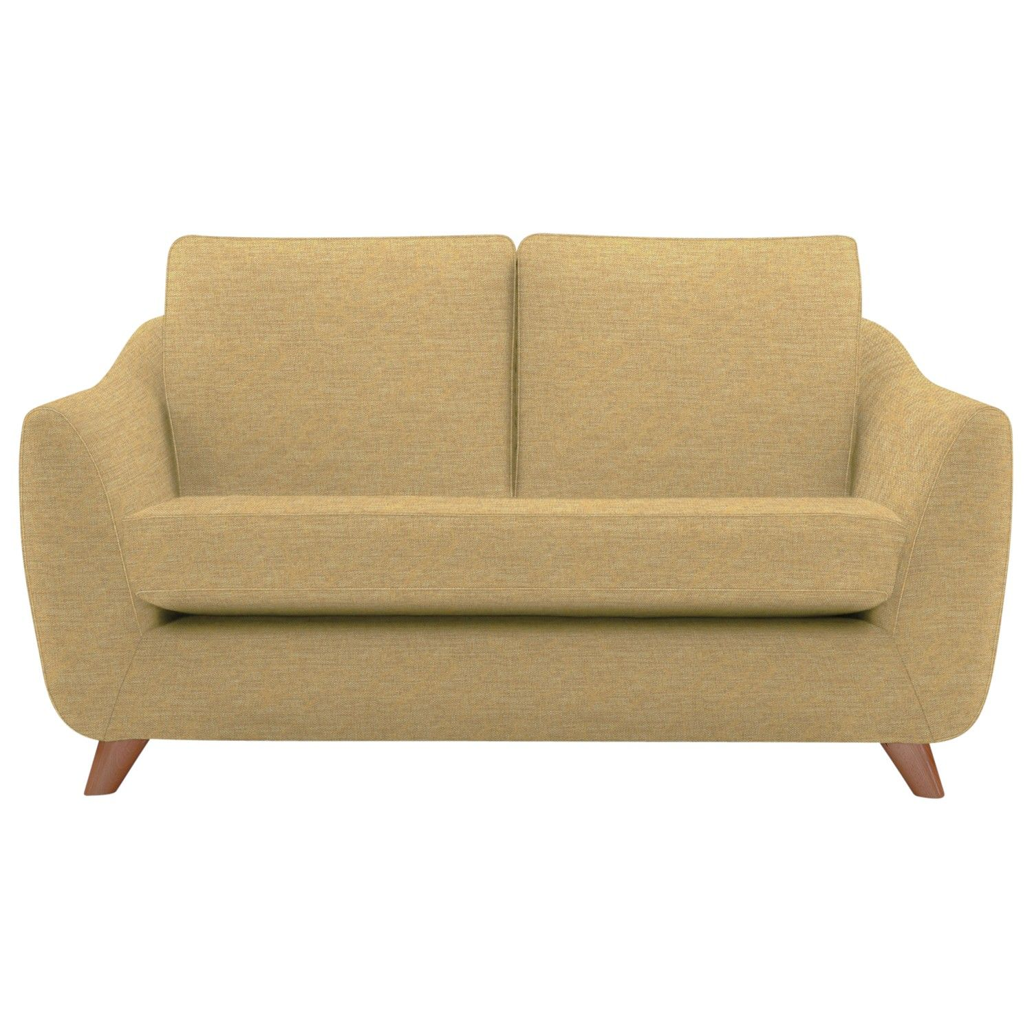 G Plan Vintage The Sixty Seven Small Sofa, Tonic Mustard from John ...