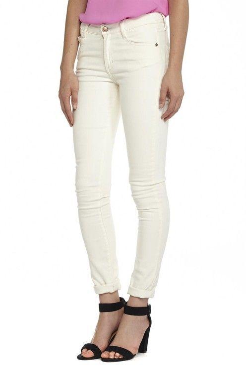 ritchie skinny leg jean CREAM