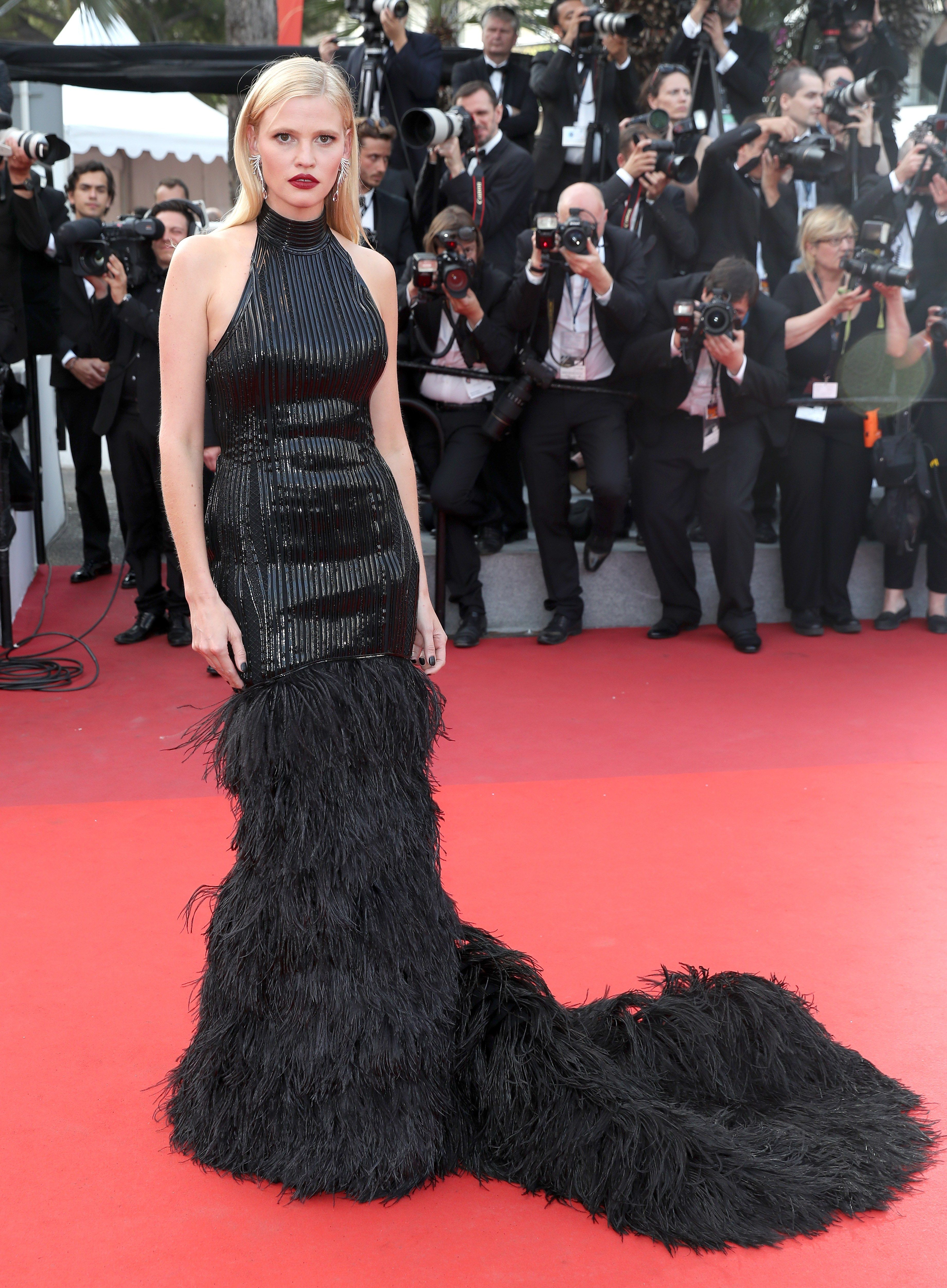 See Every Red Carpet Look From the 2017 Cannes Film Festival - Lara Stone