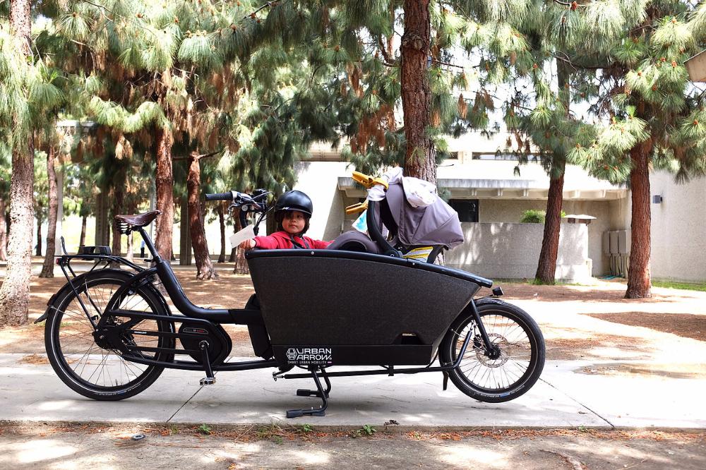 Family Biking Bike Family Bike Cargo Bike