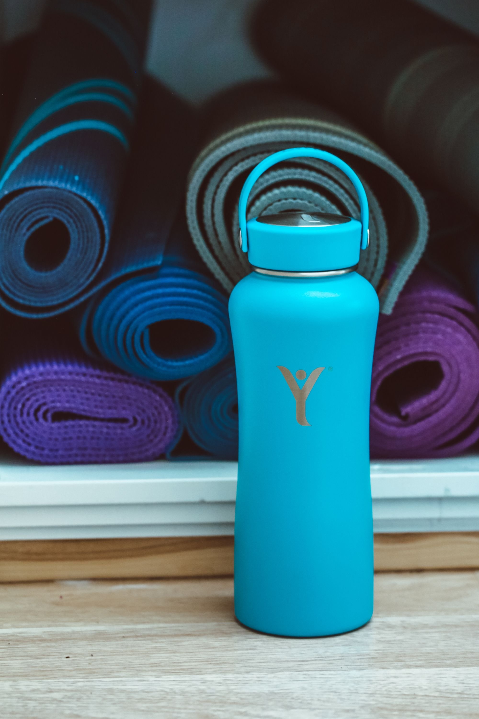 Alkaline is a great way to hydrate after your home workout