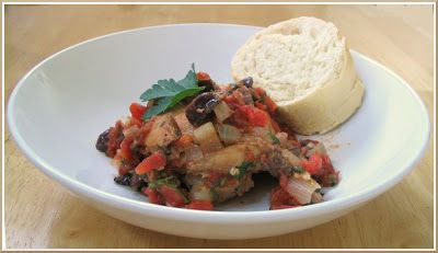 Nook & Pantry - A Food and Recipe Blog: Chicken Provencal - WHB