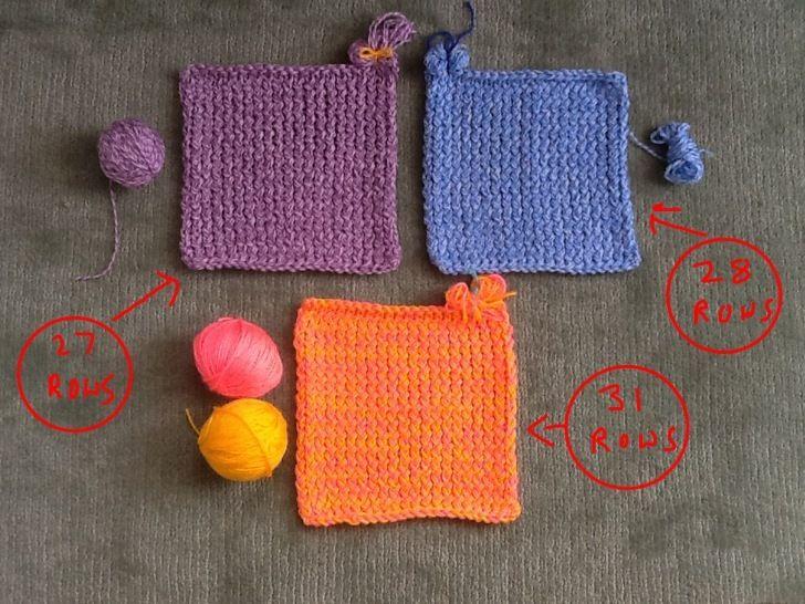 Knit Squares Free Pattern Loom A Hat Loom Knitting Pinterest