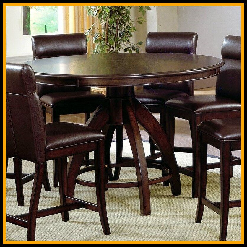 96 Reference Of Round Counter Height Dining Table And Chairs In 2020 Counter Height Dining Table Dining Table Chairs Dining Room Table Chairs