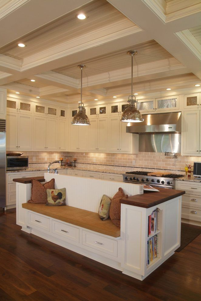 Choose These 6 Kitchen Island Ideas to Make Your Kitchen a Good Gathering Place