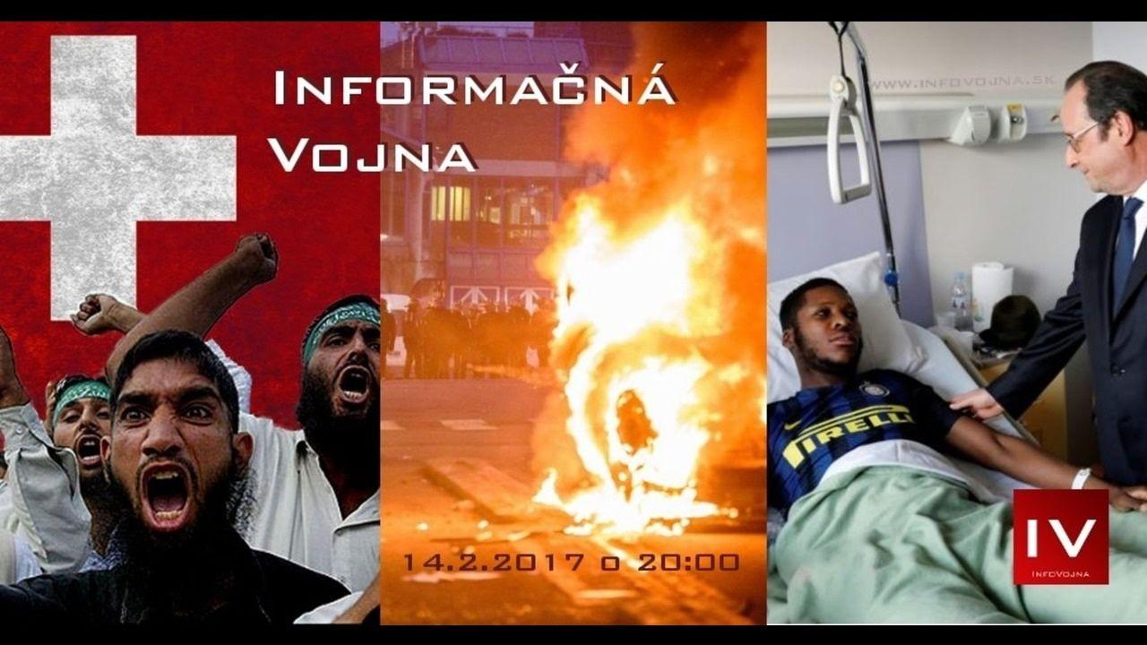 Informačná vojna 14.02.2017
