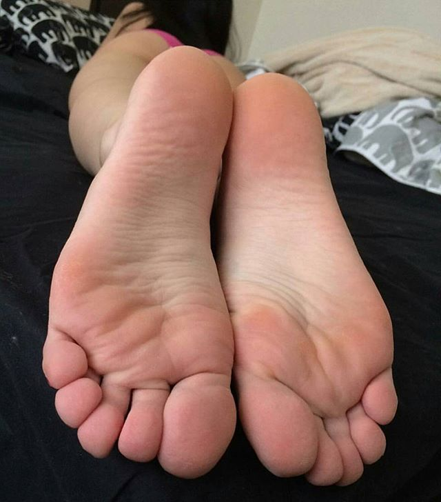 Fetish perfect soles and arches delirium, opinion