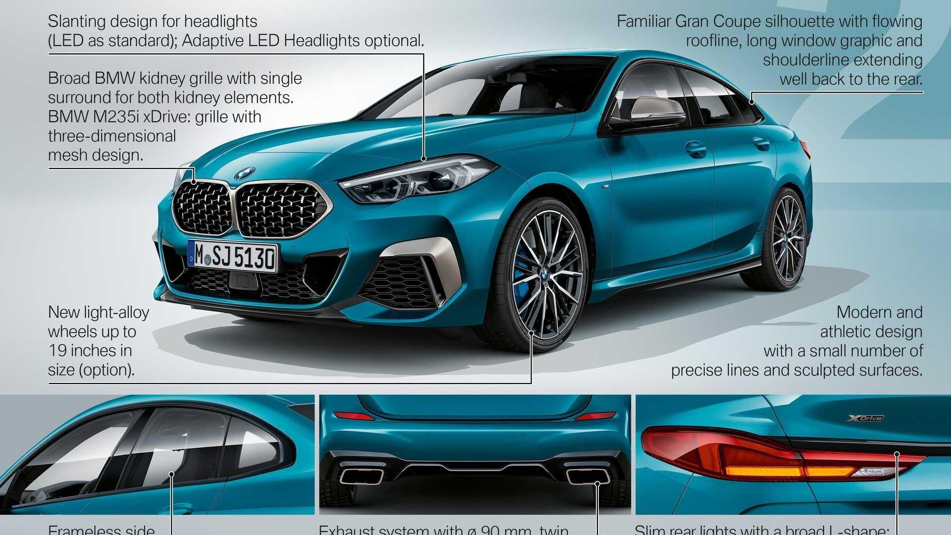 2020 BMW 220D Xdrive Photos