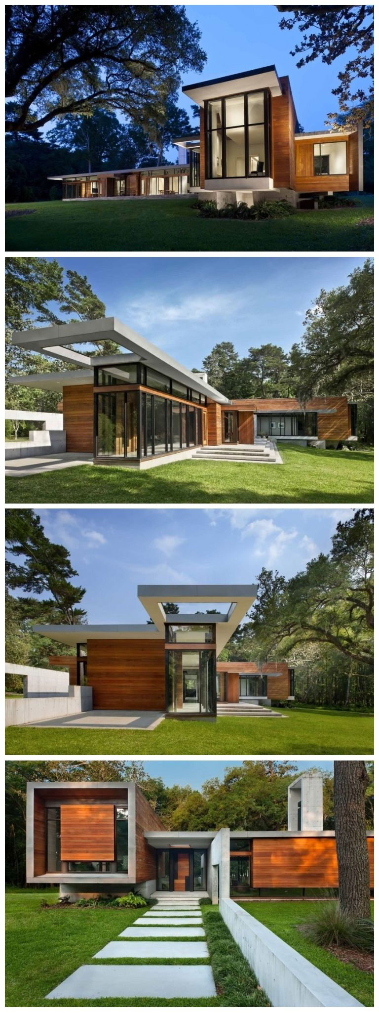 The Brays Island SC Modern II Residence by SBCH Architects | ultra ...