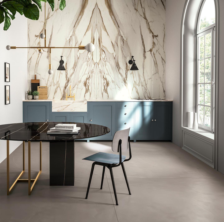 Lavello Cucina In Porcellana ceramic slabs in porcelain stoneware mytop by ceramica