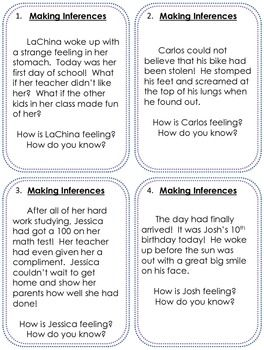 FREE Inferences Printables- Ready to use inferences activities for ...