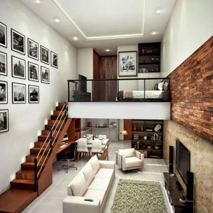 Cozy Loft Home Decor Ideas Thath Everyone Should Have 25 ...