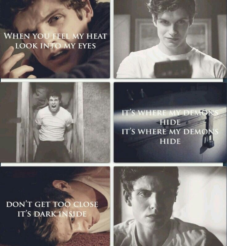 Deamons-imagine dragons ft isaac lahey