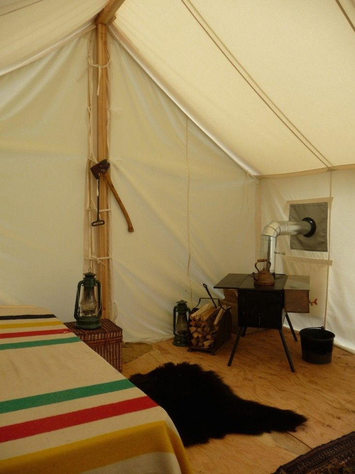 Heritage C&ing in Canada No Hardship Required & Heritage Camping in Canada No Hardship Required | Tents Army and ...