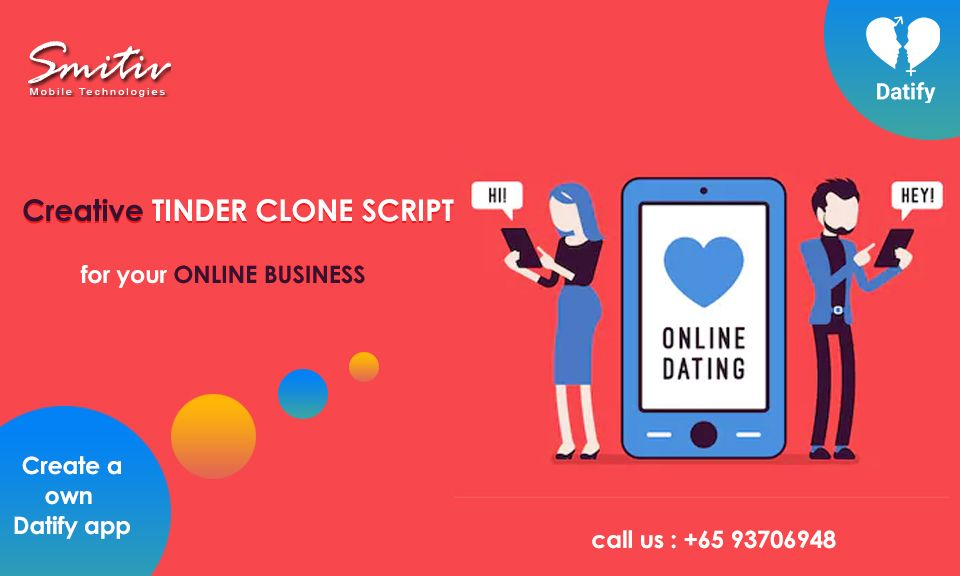 Datify provides you the best tinder clone app we are the