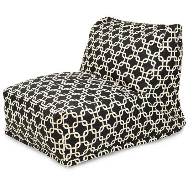 Dot Bo Paper Chain Bean Bag Chair Lounger 165 CAD Liked On