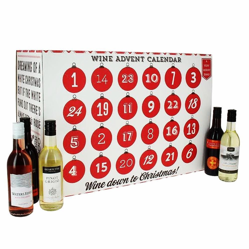 Our Adult Only Wine Advent Calendars Have Arrived Get Yours Now
