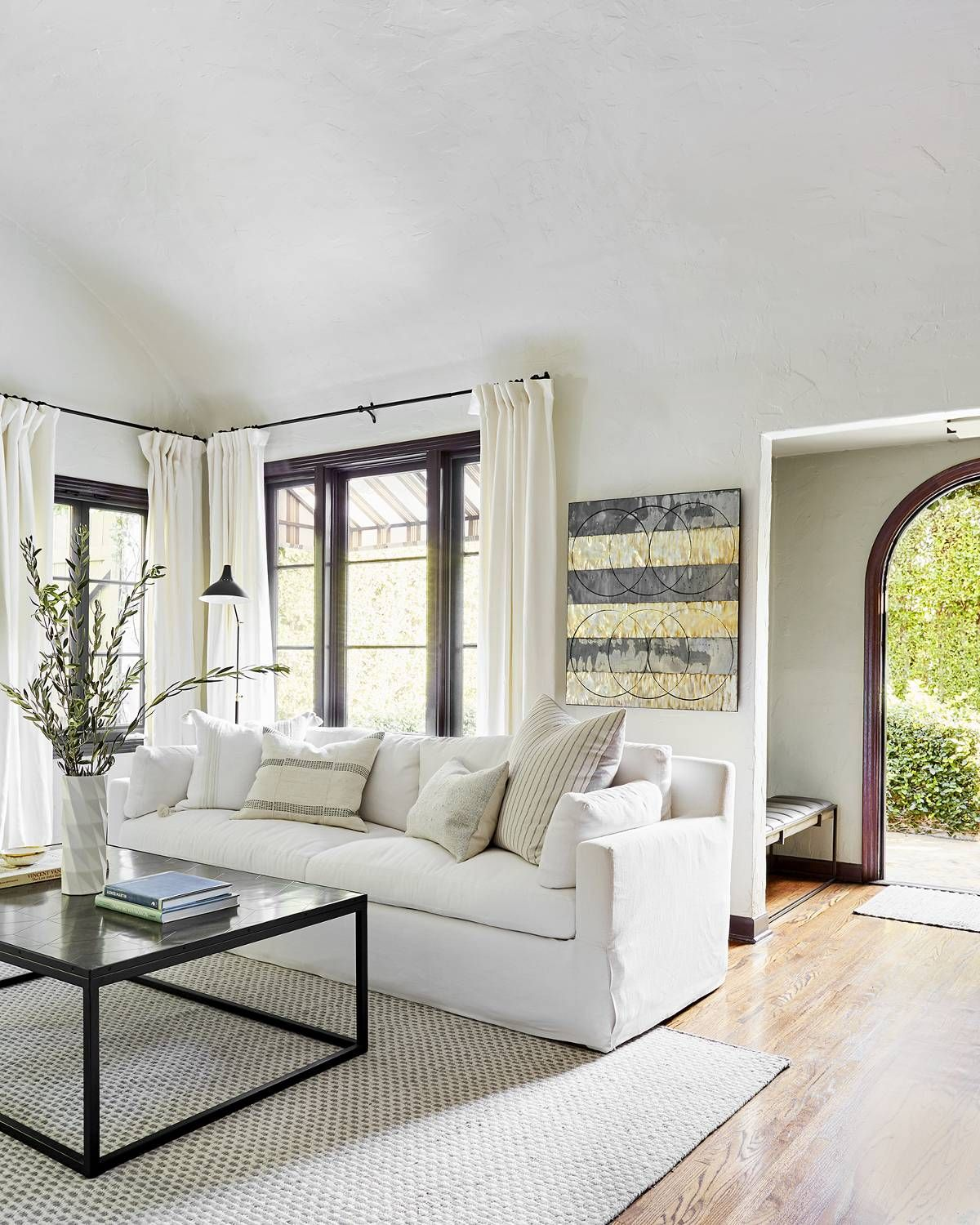A Classic 1920s SpanishStyle Bungalow Gets a $120K Makeover—Step Inside is part of A Classic S Spanish Style Bungalow Gets A K Makeover - Step inside a striking 1920s Spanishstyle bungalow in L A  and find out how the interior designer spent the $120,000 budget