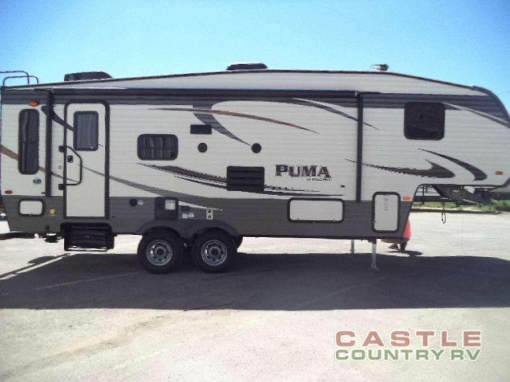 New 2017 Palomino Puma 253 Fbs Fifth Wheel At Castle Country Rv