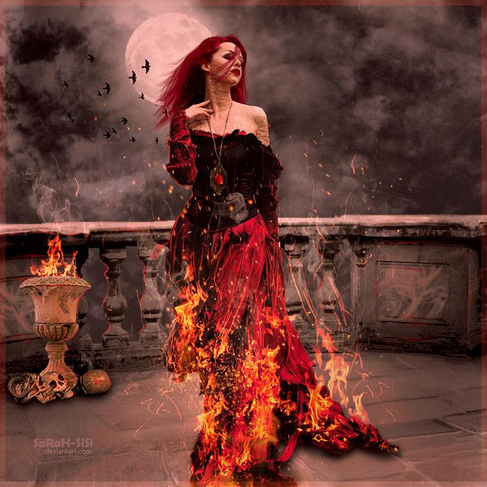 Pin By Doris Jean Arrantzy On Worth Contemplating Fire Art Women Style