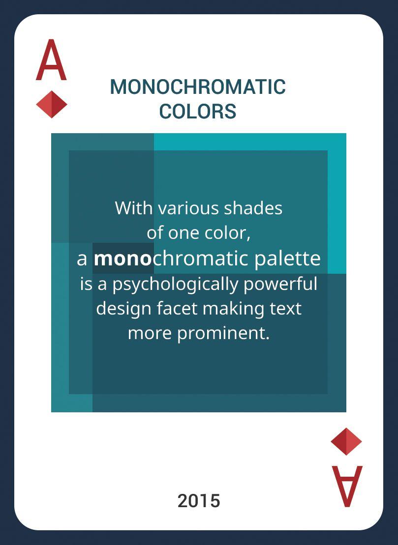 Win This Custom Card Deck & Discover Web Design Trends 2004-2014 https://www.pinterest.com/templatemonster/win-the-web-design-trends-cards/  #webdesigntrends #monochromatic #website #kickstarter