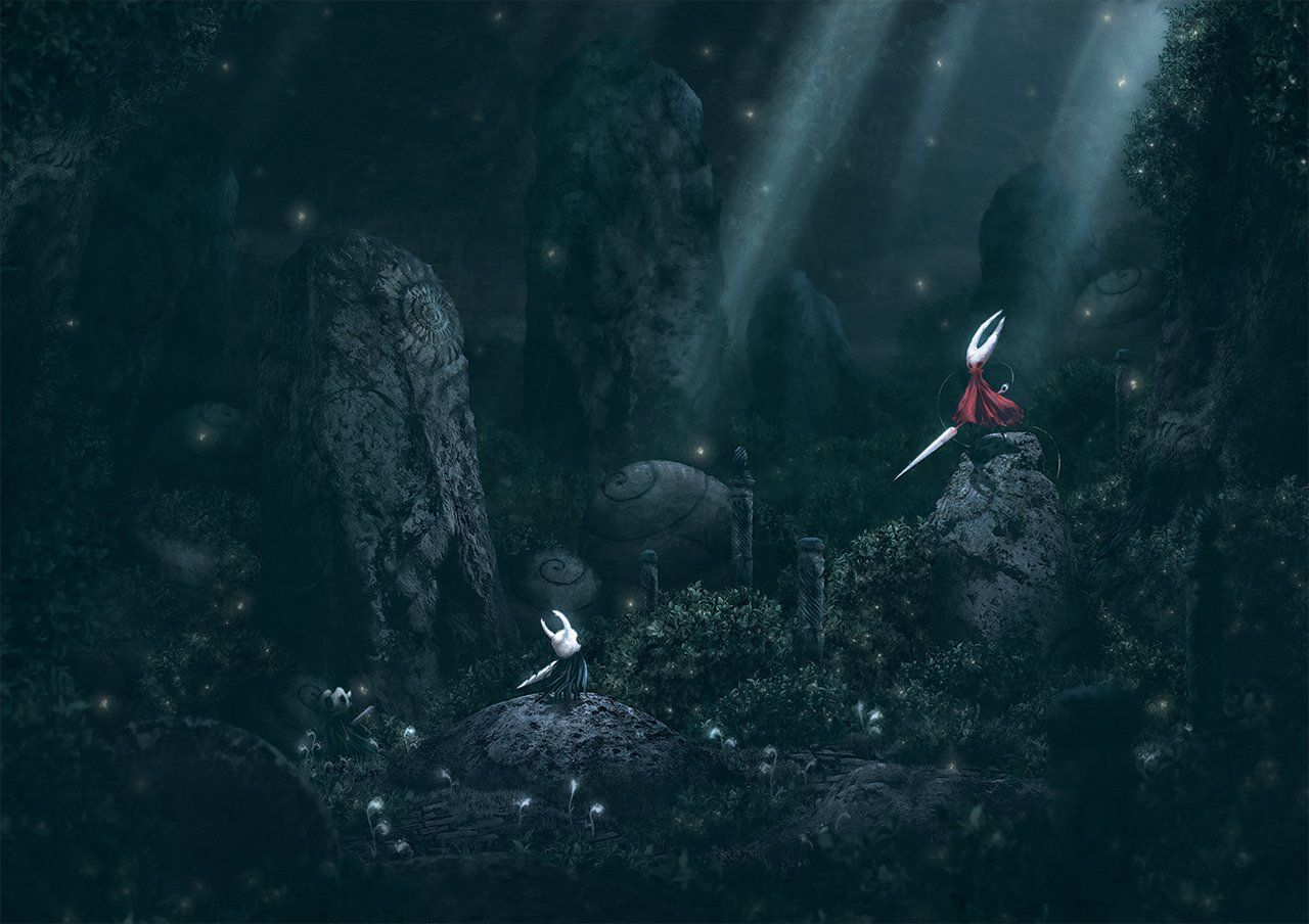 Pin On Hollow Knight Collection