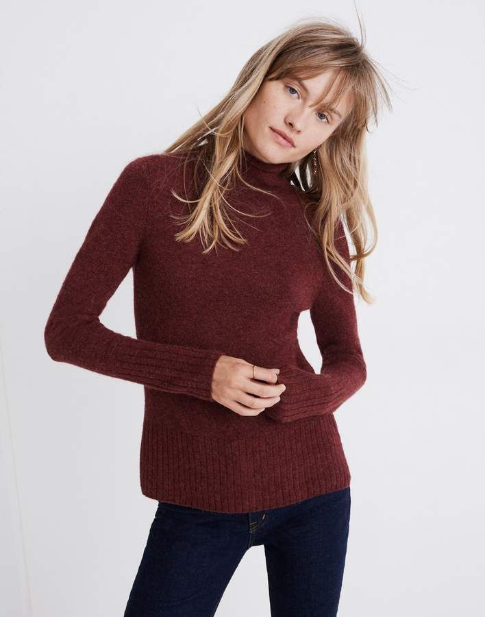ccce0575eb6 Inland Turtleneck Sweater in Coziest Yarn in 2019