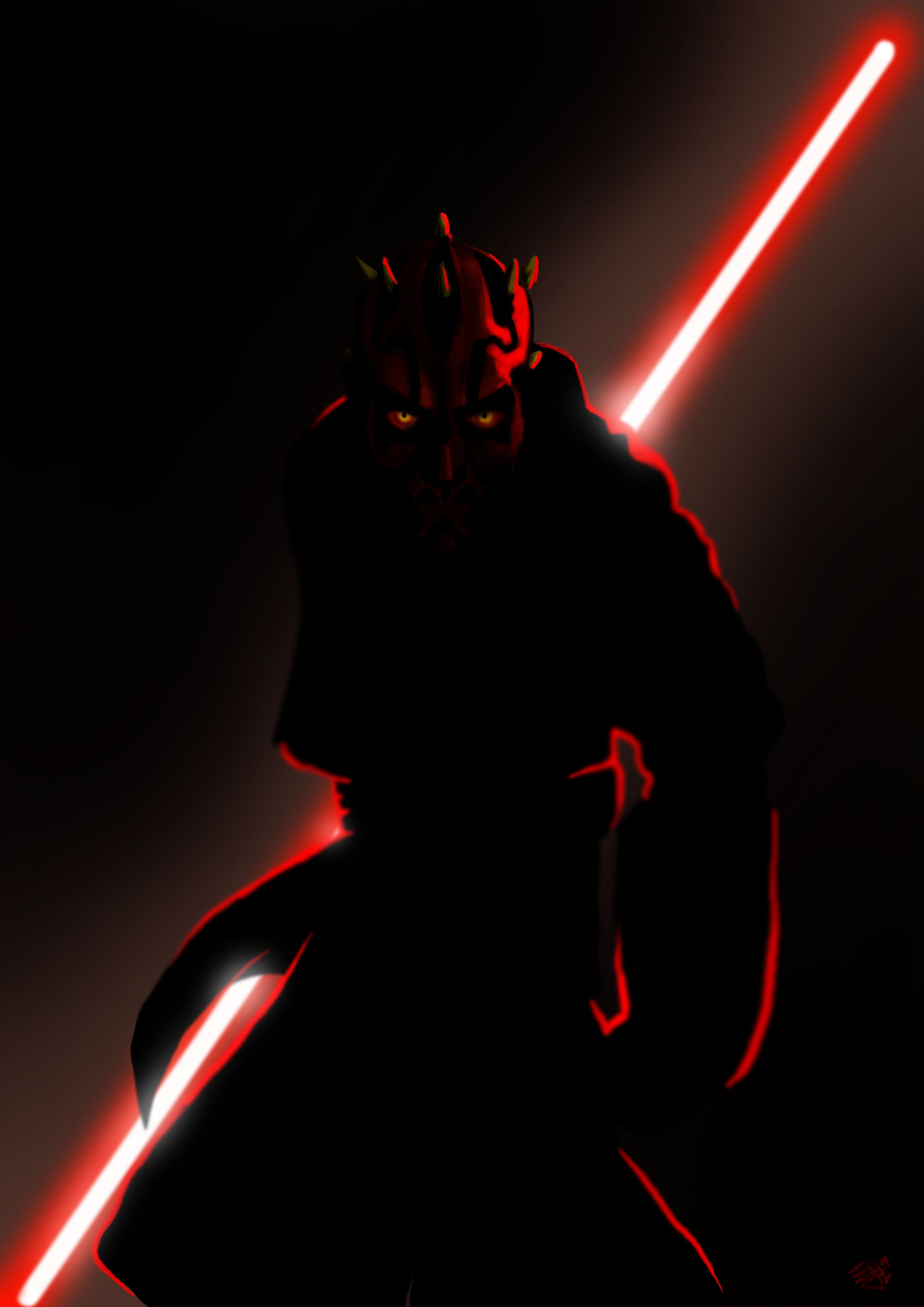 Darth Maul Iphone Wallpaper Star Wars Images Star Wars Pictures Star Wars Sith
