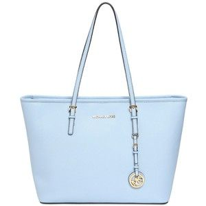 Buy michael kors blue tote bag   OFF66% Discounted 726ae7476eaa6