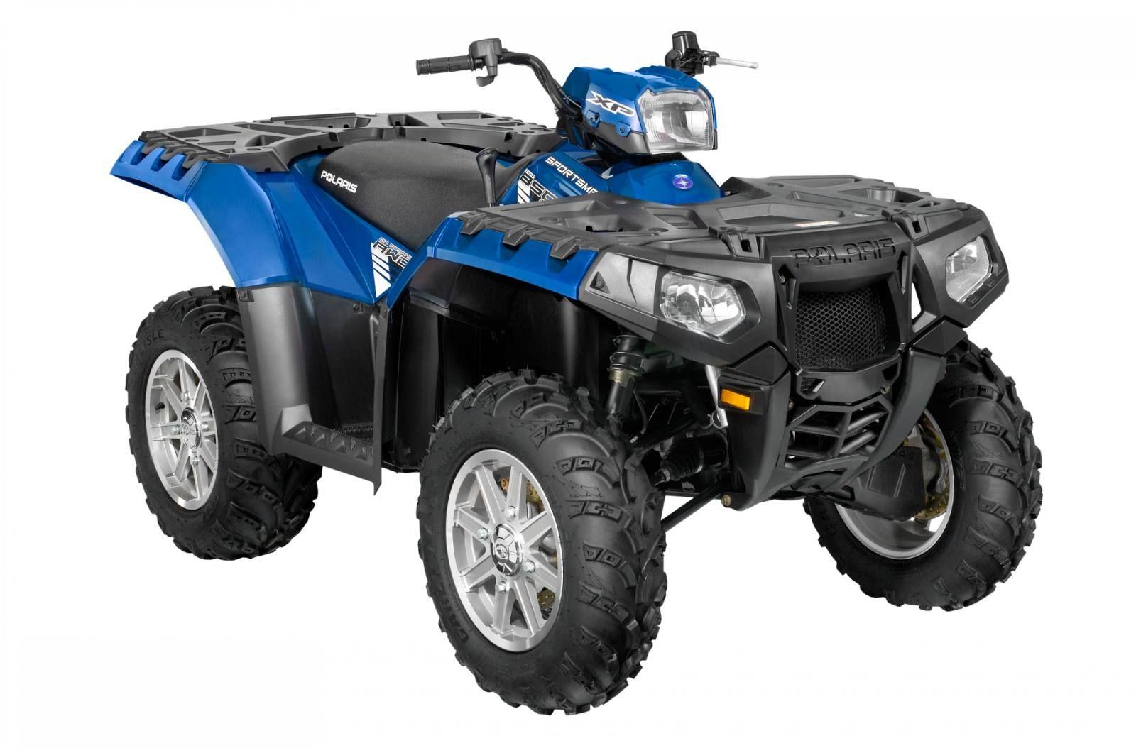 2013 Polaris Industries Sportsman® XP 850 H.O. EPS Blue