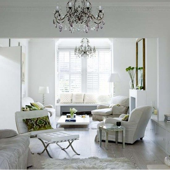 White Tranquil Living Room Modern White Interiors Living Room Ideas Ideal Home White Interior Living Room White White Furniture Living Room