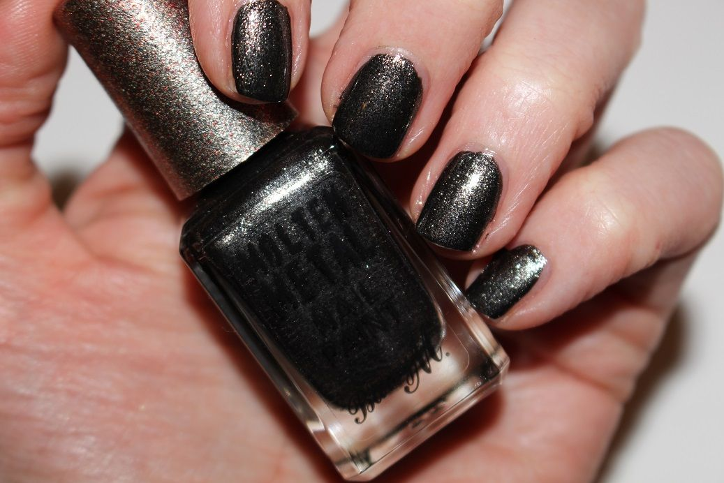 Barry M Molten Metal Nail Paint Spring 2017 Swatches Gorgeous