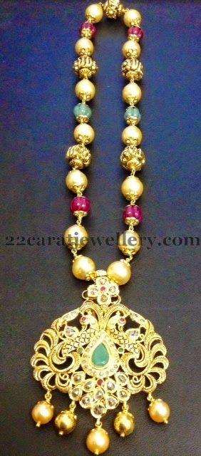 South Sea Pearls Set by Ganesh Jewels South sea pearls Ganesh and