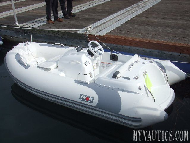 Avon Seasport 320 JET SC DL   Inflatable boats   MyNautics