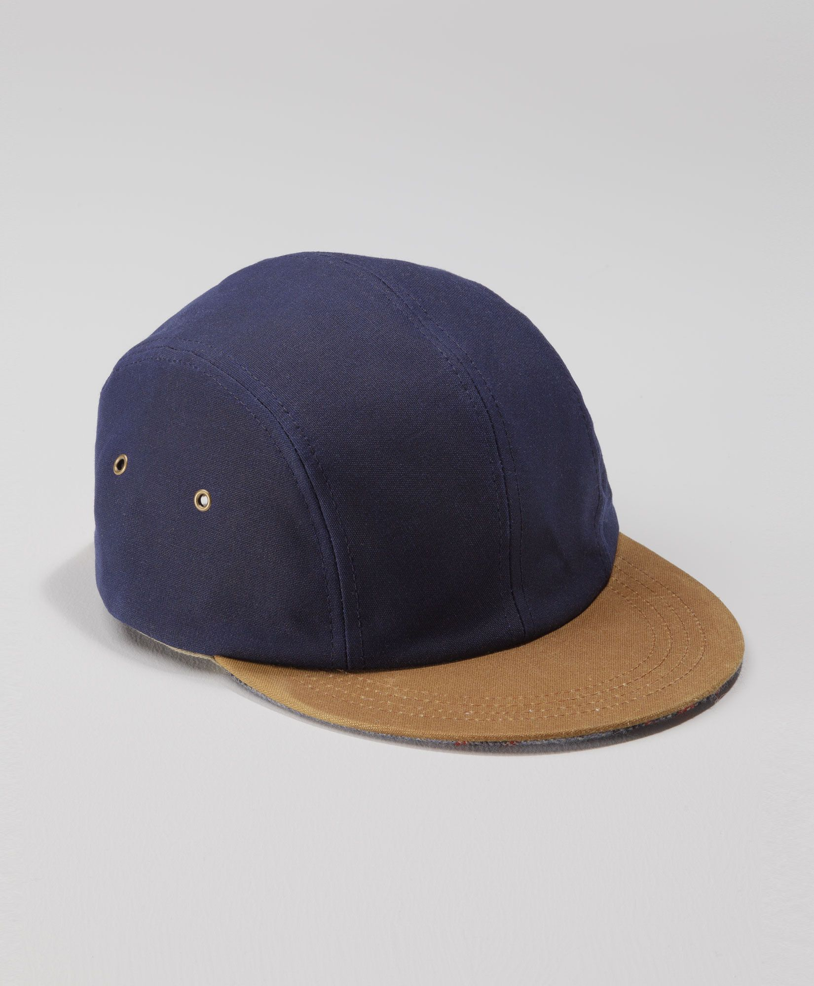 2bf6bccdc43c Levi's Filson Fishing Hat - Indigo & Tan - Levi's® Workwear by Filson®