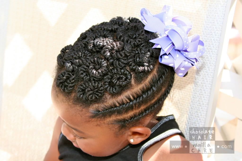 Admirable 1000 Images About Kids Hairstyles On Pinterest Black Women Short Hairstyles For Black Women Fulllsitofus
