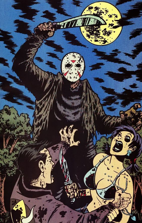 Friday the 13th #horror