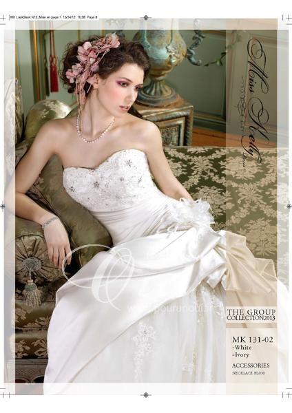 Robes de mariée MISS KELLY 2013
