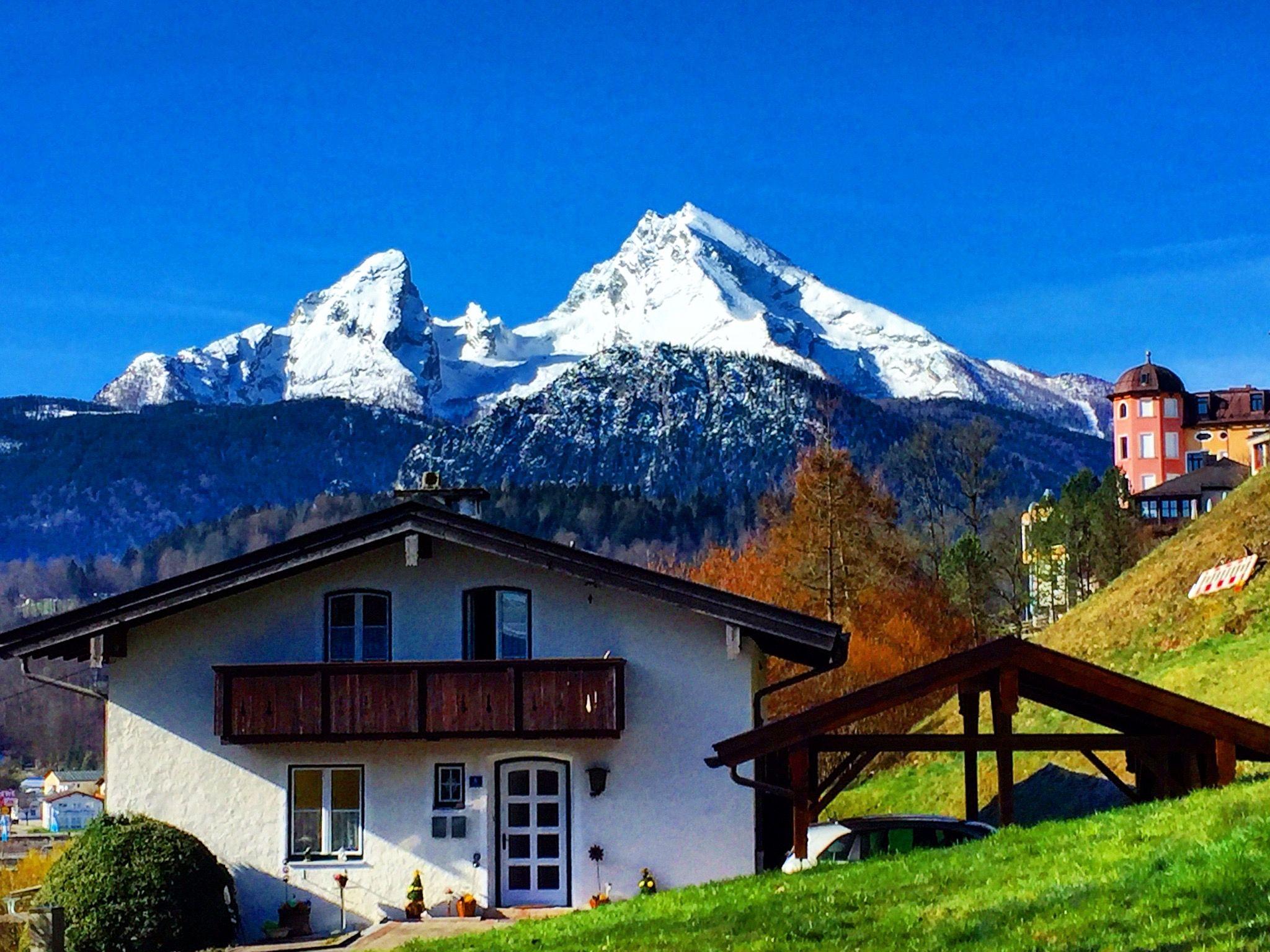 Berchtesgaden Bayern Instagram Wieczorek Barbara Reisen Orte Landschaft