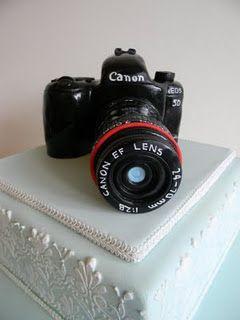 Swell Canon Camera Cake Camera Cakes Custom Birthday Cakes Camera Personalised Birthday Cards Veneteletsinfo