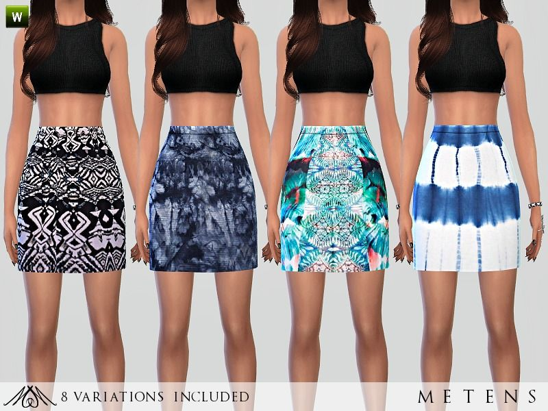 - Summer is coming and your simmies really need new bottoms for your beautiful and sexy tops, here are some new skirts for you! Inspired by Sea, you will probably find at least one that you like in...