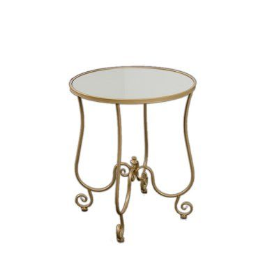 Chic Gold Table