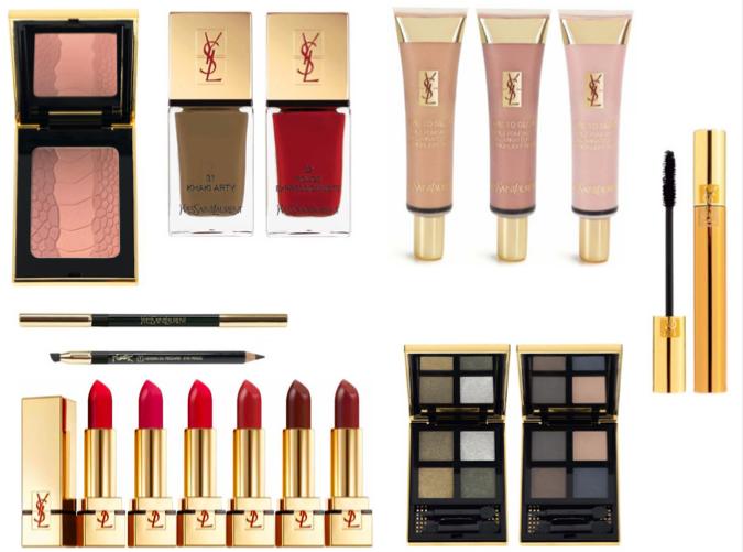 Картинки по запросу ysl cosmetics