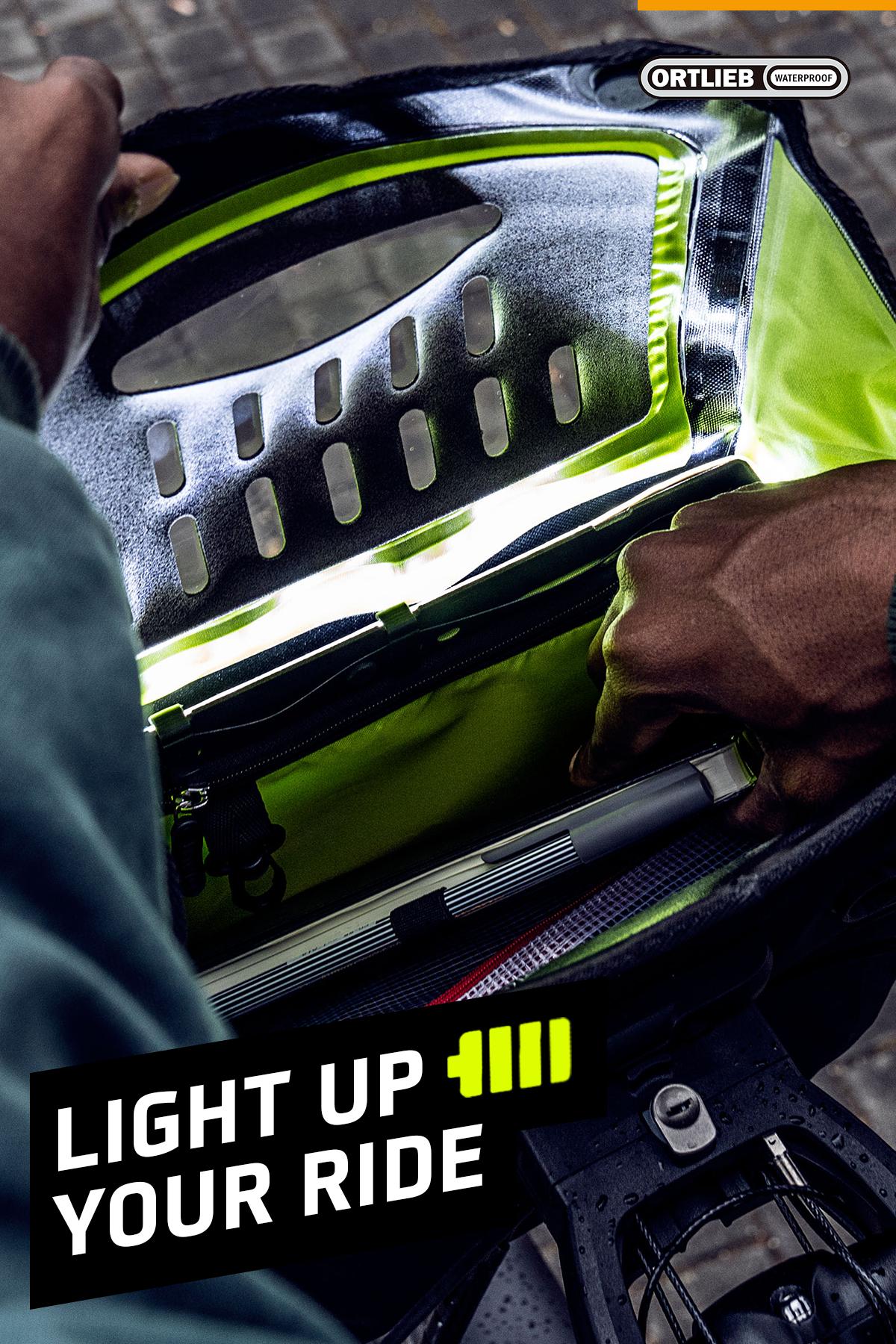 E Glow Your Perfect E Bike Bag In 2020 Lenkertasche Taschen