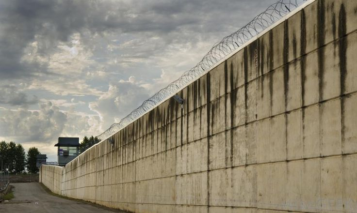Pin By Pat Askin On Town Centre Building Ideas Prison Old Wall Penitentiary