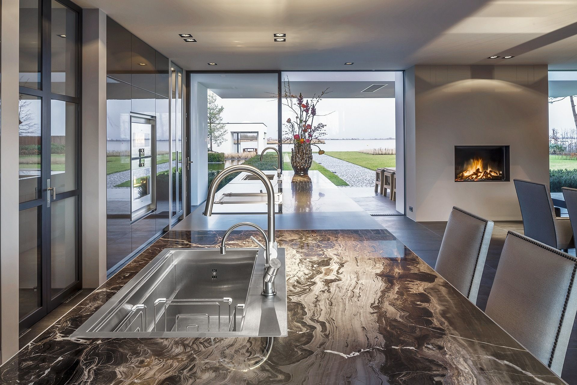 High End Kitchen Design Unique Culimaat  High End Kitchens  Interiors  Italiaanse Keukens En Decorating Inspiration