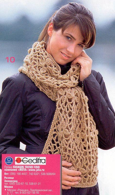 Crochet tejidos
