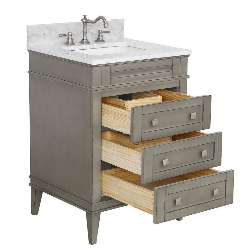 Pin By Kellie Ehler On House Reno In 2021 Single Bathroom Vanity Bathroom Vanity 24 Inch Bathroom Vanity Bathroom vanity and cabinet set