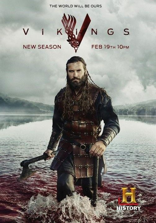 "Clive Standen Vikings | Vikings"": Interview With Clive Standen 